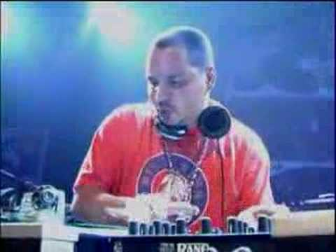 Mixmaster Mike - Scratch - All The Way Live