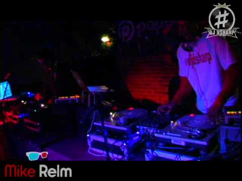 HKL Films presents DJ D-Sharp and Mike Relm - PopScene 12.17.09 - 330 Ritch San Francisco, CA