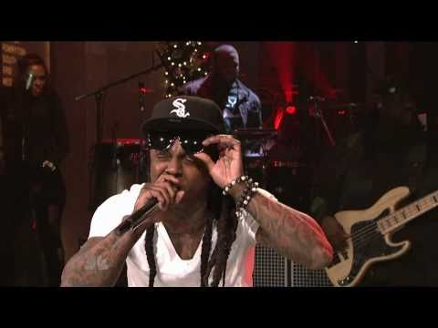 Eminem feat. Lil Wayne- No Love (Live on SNL)