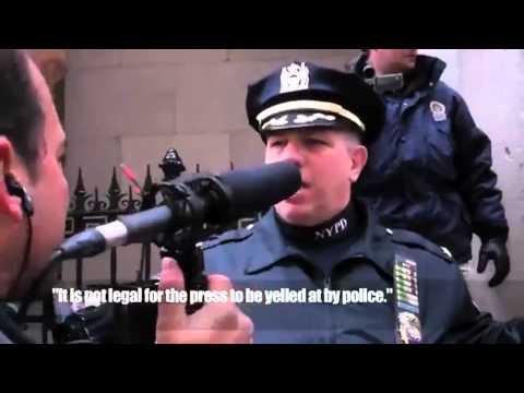 How to Film a Revolution - a tutorial - Occupy the Movie