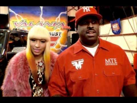 Funkmaster Flex Interview With Nicki Minaj  about Summerjam 2012 (Full Interview)