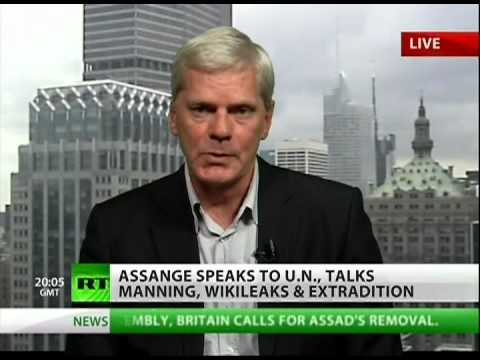 US declares Assange an enemy of the state