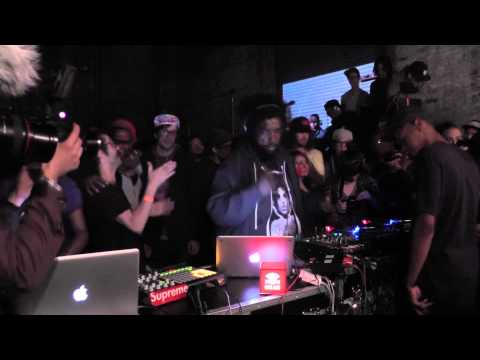 ?uestlove Boiler Room DJ Set RBMA takeover NYC