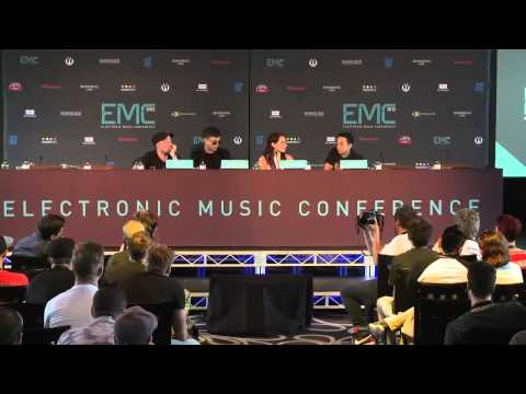 Beyond Button Pushing - What Makes a DJ?  (EMC 2012)