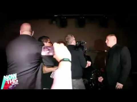 Lupe Fiasco Kicked Off Stage at Obama Inauguration - Lupe Fiasco Obama Slander LIVE