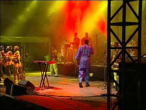 Femi Kuti & The Positive Force live at EXIT Fusion Stage 2011