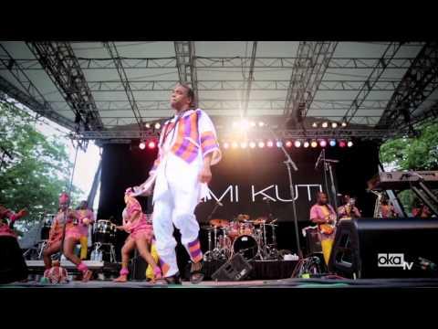 Okayafrica Presents: Femi Kuti Live in Central Park