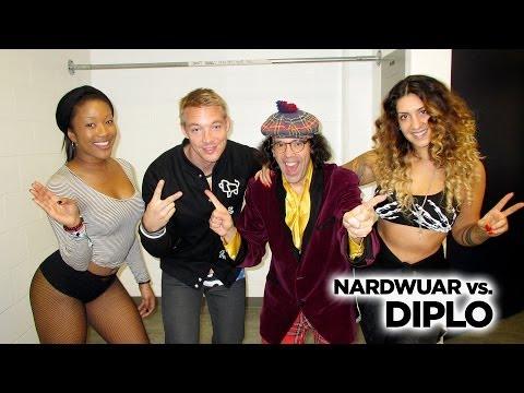 Nardwuar vs  Diplo - True Skool Network