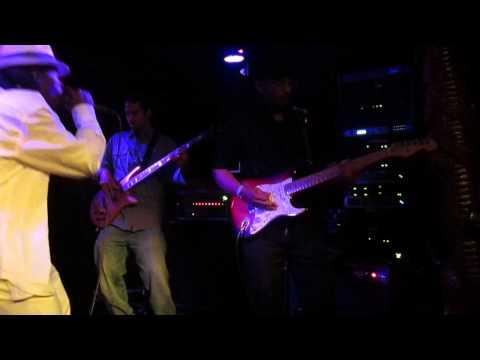 "Rappin 4-Tay performs ""Player's Club"" w/ Dana Salzman Band at Elbo Room, San Francisco"