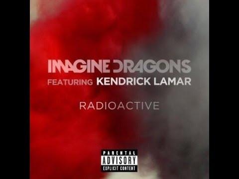 Imagine Dragons -- Radioactive (Remix) (Ft. Kendrick Lamar)