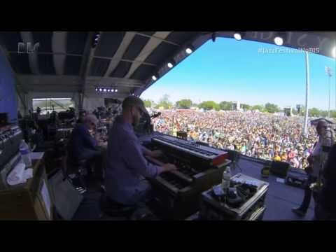 Galactic 5/4/2013 New Orleans Jazz and Heritage Festival HD
