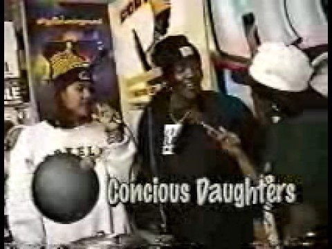 Pam The Funkstress & Concious Daughters Interview 90's