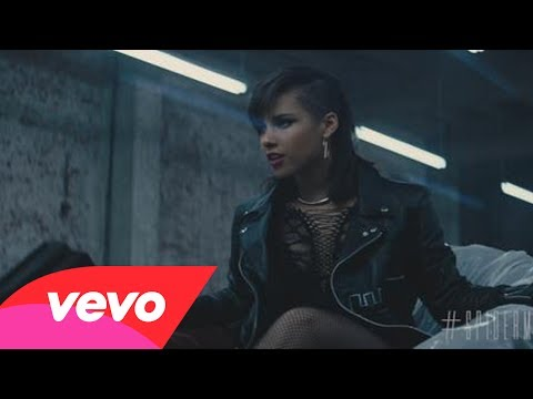 Alicia Keys ft. Kendrick Lamar - It's On Again