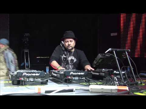Masters At Work (Louie Vega & Kenny Dope) - Beatport Stage @ Movement Detroit 2013