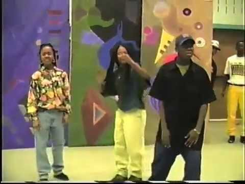 Big Boi Performing at Tri-Cities High School in 1993