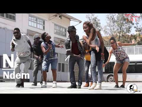 African Dances, From A-Z: The Best Thing on the Internet Right Now