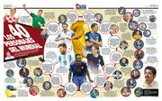 Los 40 personajes del Mundial