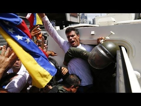 Venezuelan Protests: Another Attempt By U.S.-Backed Right-Wing Groups To Oust Elected Government?