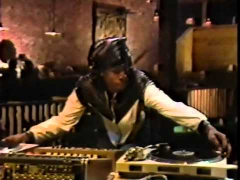 How To Do A Break Mix with Grand Master Flash (1983)