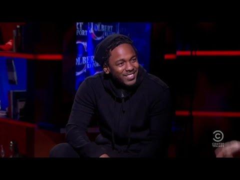 "Kendrick Lamar Debuts ""Untitled"" New Song On The Colbert Report w/ Bilal & Thundercat"