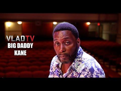 Big Daddy Kane: Me, KRS, & Rakim Changed How People Rhymed