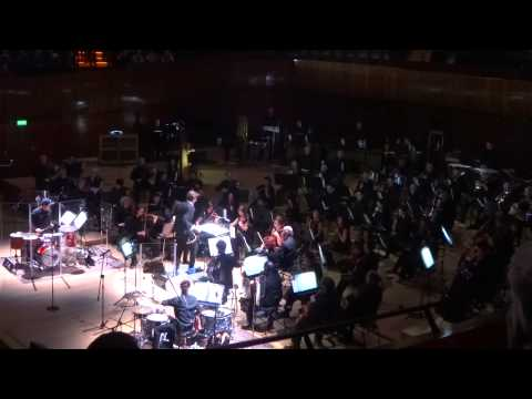 Young Polish composer and conductor redefines some classic hip-hop tunes with a philharmonic orchestra and kills it.