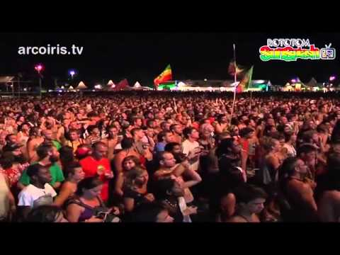 Marcia Griffiths ft. Kymani Marley   Andrew Tosh @ Rototom Sunsplash 2012