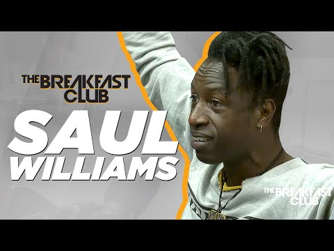 Saul Williams Interview at The Breakfast Club Power 105.1
