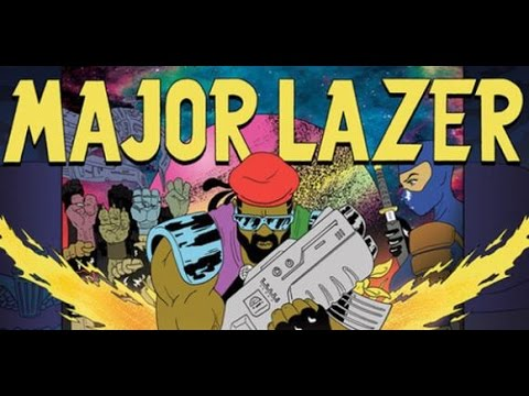Watch The First Full Episode Of Major Lazer's Cartoon Series