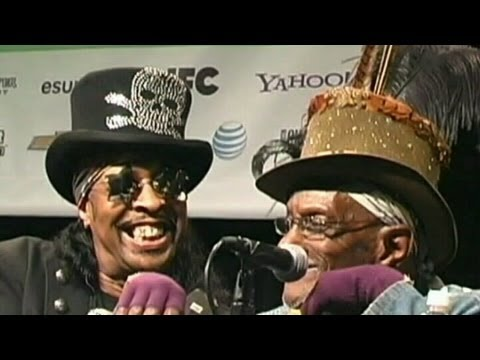 Finding the Funk Press Conference with P-Funk: George Clinton, Bernie Worrell, and Bootsy Collins [SXSW]