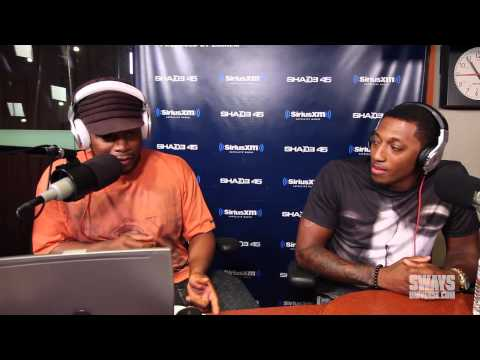 Lecrae Talks About Groupies, Answers Intimate Questions from The Mystery Sack + Explains Anomaly