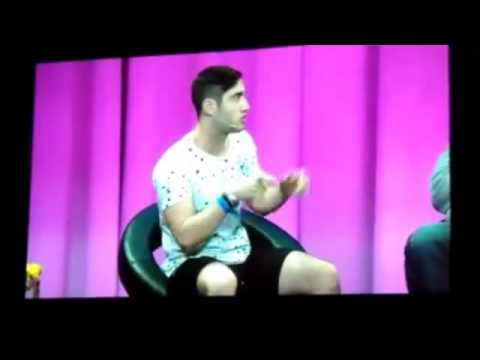 Z Trip DJ Debate with Producer 3LAU at EDMbiz Conference