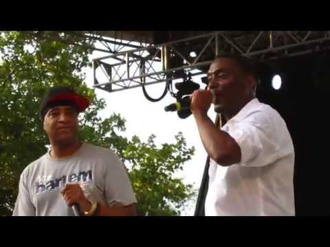 Marley Marl, Big Daddy Kane, Masta Ace, Craig G. & Kool G. Rap- The Symphony @ Central Park, NYC