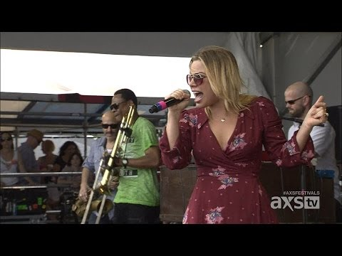 Galactic feat. Maggie Koerner - New Orleans Jazz & Heritage Festival 2014