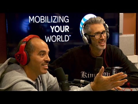 Hip-Hop Radio Legends Stretch & Bobbito Reminisce On-Air w/ Angie Martinez