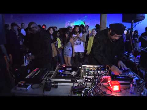 Egyptian Lover Boiler Room LA x RBMA LIVE Set