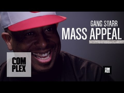 """The Making of Gang Starr's -""""Mass Appeal"""""""
