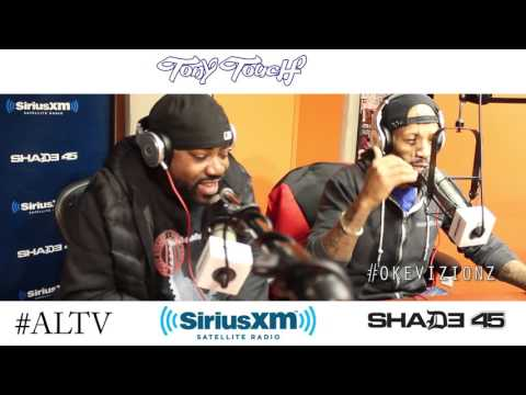 """Redman & Lord Finesse Freestyle On DJ Tony Touch """"Toca Tuesdays"""" Shade 45 Episode 11/17/15"""