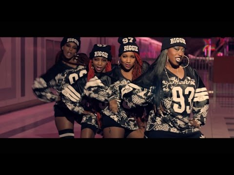 Missy Elliott - WTF (Where They From) ft. Pharrell Williams [Official Video]
