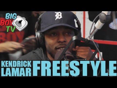 Kendrick Lamar Freestyles to Notorious B.I.G. Classics! - Big Boy's Neighborhood| BigBoyTV