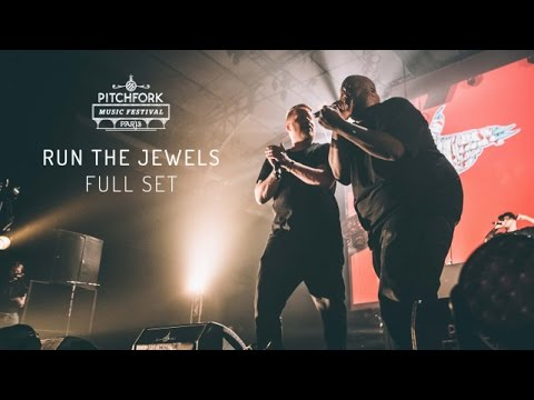 Run The Jewels Perform In Paris (Full Set- Pitchfork Festival)