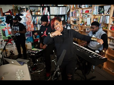 Rapsody's Tiny Desk Concert With A Full Band Is Must Watch Music
