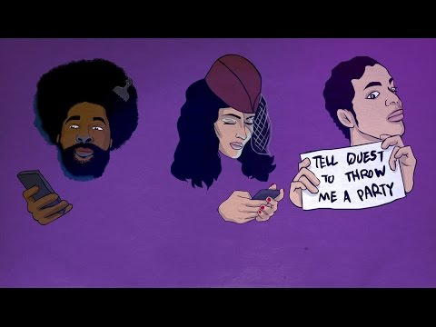 Questlove's Trip to a Prince Concert Went from Near Disaster to Epic Win (Video)