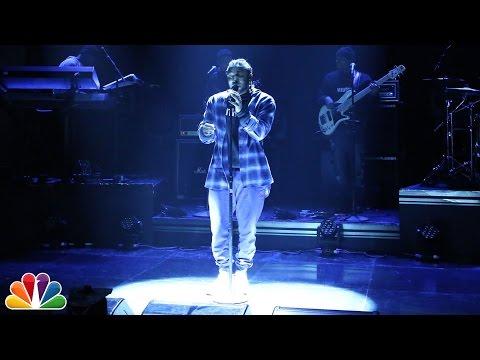 "Kendrick Lamar performs ""Untitled 2"""