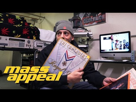 """Psycho Les (of The Beatnuts) - """"Rhythm Roulette"""""""