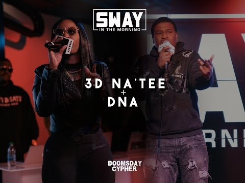 Watch Sway's 2015 Doomsday Cypher with King Los, Chris Rivers, 3D Na'Tee