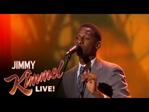 "Watch Leon Bridges Perform ""Twistin' & Groovin'"" On ""Jimmy Kimmel Live!"""