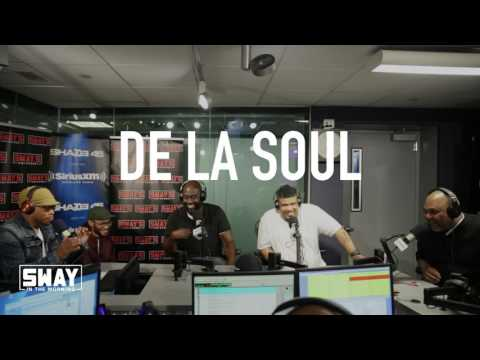 """De La Soul Say """"Selling Out"""" In The '80s Is Seen As """"Extensive Branding"""" Today (Video)"""