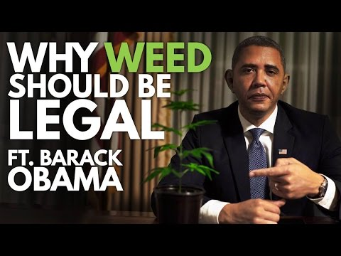 WHY WEED SHOULD BE LEGAL ft Barack Obama (by Prince EA)