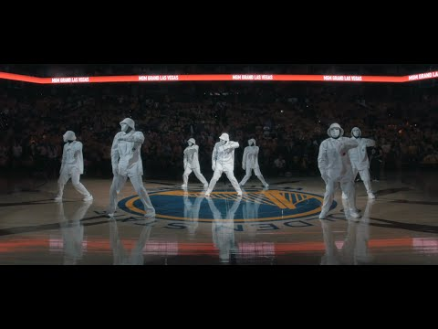 Watch the JABBAWOCKEEZ Performance at NBA Finals 2016